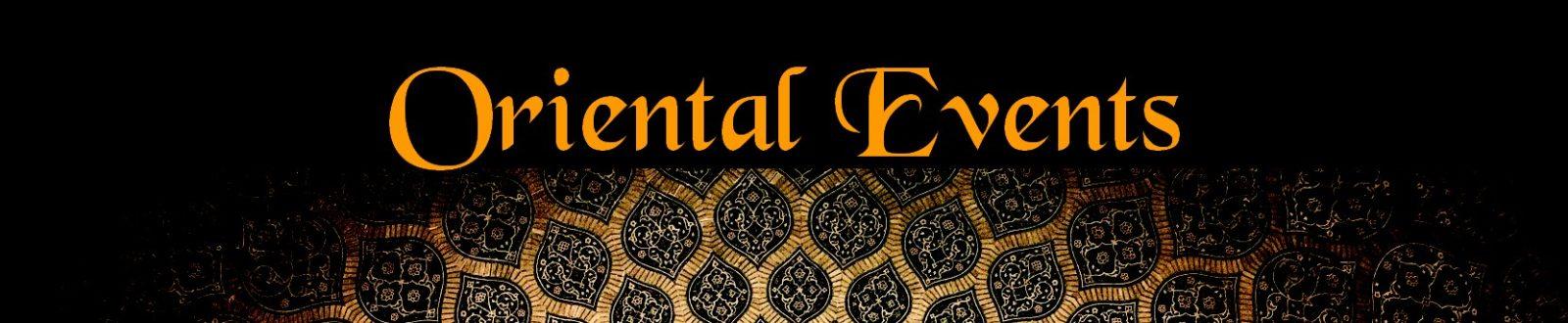 Oriental Events Traiteur et Tentes Berbères