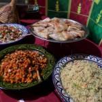 De savoureuses spécialités orientales